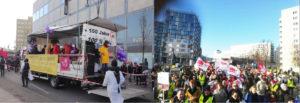 """Heraus zum 1. Mai mit dem """"Pre-Care-Block""""! @ Hackescher Markt (vor dem DGB Haus)"""